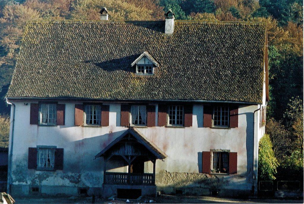 Leihouse 1962 - Maison principale