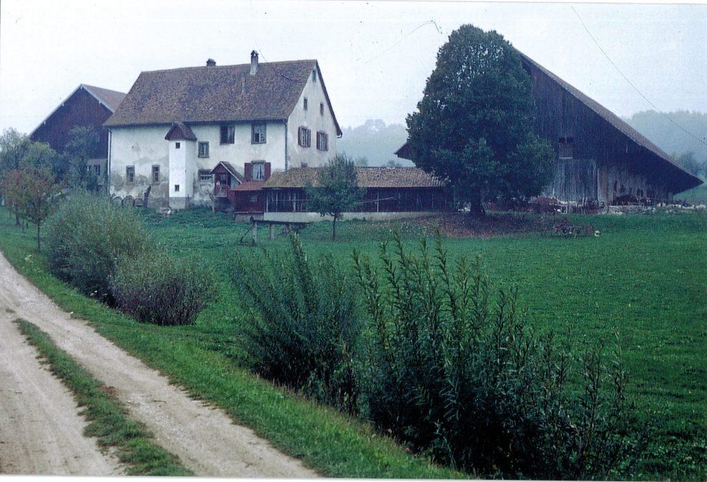 Leihouse 1962 - Maison arrière