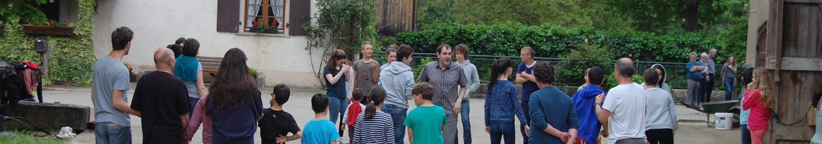 [fr:]Camp Enfants[en:]Kids Camp[de:]Kinder Camp[:]